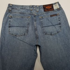 Lucky Brand Jeans Size 14/32 Rancher Flare Vintage